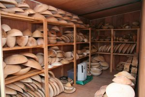 Timber drying room